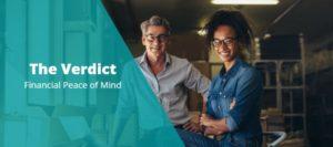 Financial peace of mind - Finantech