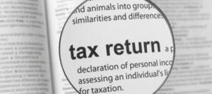 Tax return - FinanTech